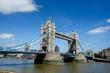 roleta: Tower Bridge in summer, London, England