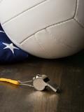 Fototapeta Netball, Volleyball, Physical Education.
