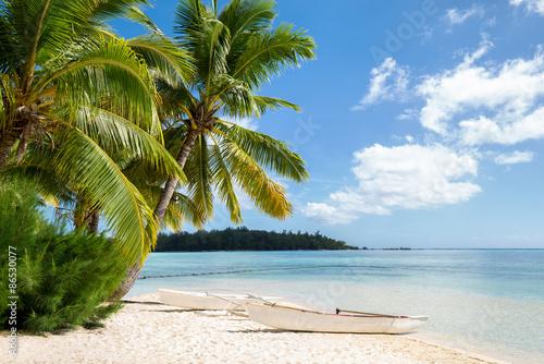 Billede Traumurlaub auf einer einsamen Insel in der Karibik