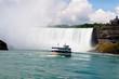 Beautiful Horseshoe Falls, Niagara Falls, Ontario, Canada