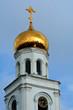 Постер, плакат: Православный храм церковь