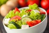 Fototapeta Diet, dieting, health.