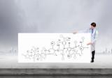 Biochemistry report poster