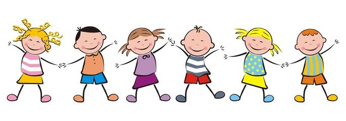 taniec dzieci