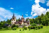 Fototapeta Peles castle