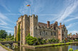 roleta: Hever Castle in Kent, England