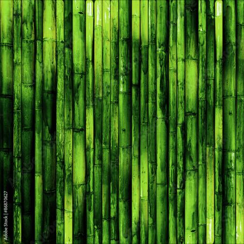 mata magnetyczna Bambus ściana