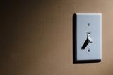 Light switch toggle