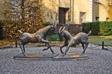 Kozy - symbol Poznania, Polska