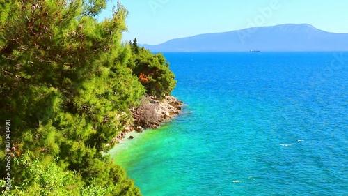 Chorwacja apartamenty przy plaży sibenik wrzesień
