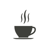 Fototapety Coffee cup icon