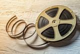 Fototapeta Film vintage roll