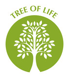 tree of life and text poster