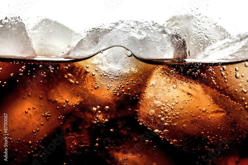 Soda, Cola, Cold Drink. Poster
