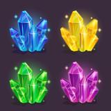Fototapety Magic crystals