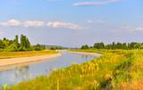 tarımsal sulama kanalları