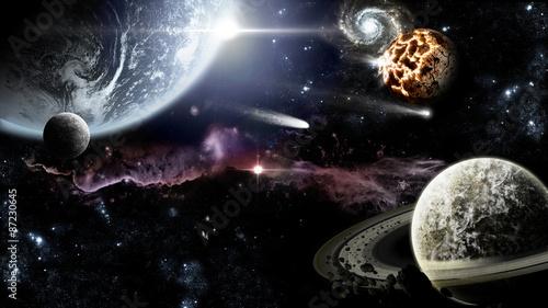 Obraz Galassia lontana