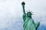 The Statue of Liberty in New York City, United States - 87284070