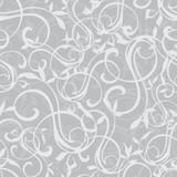 Fototapety Vector Gray Swirly Texture Seamless Pattern