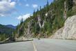 British Columbia, Sea to Sky Highway near Whistler