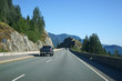 British Columbia, Sea to Sky Highway near Vancouver