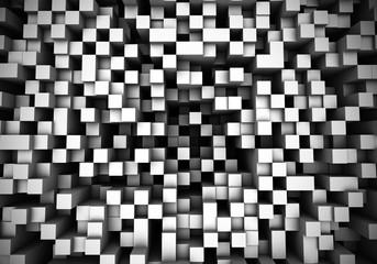 Cube extrusion © ericurquhart