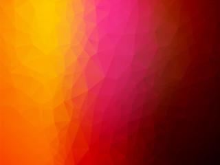 czerwony różowy tło żółty