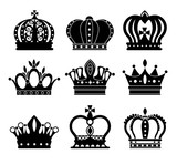 Crown digital design.