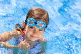 Fototapety Swim, lesson, sports.