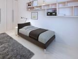 Fototapety Teenagers bedroom modern style