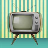 Fototapety Television