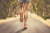 Fototapety Jogging