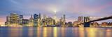 Fototapety Panoramic view of Manhattan