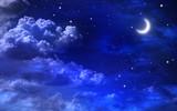 beautiful background, nightly sky - Fine Art prints