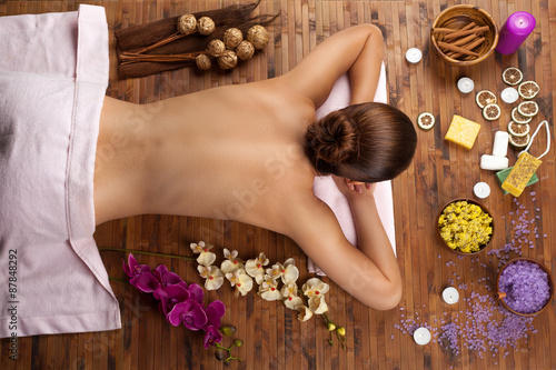 Стенна Декорация Relax body and mind