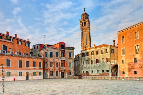 Fototapety, obrazy : Venice in the morning