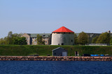 The Fort Frederick Martello Tower poster