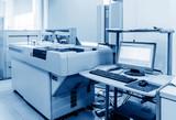 Biochemical analyzer poster