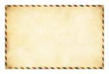 staré pohlednice šablony s ořezovou cestou zahrnuty