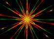 Bright star pattern