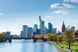 Fototapety Frankfurt, Deutschland