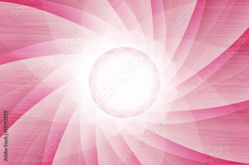 Fantasievolle rosa Komposition
