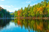 Fototapety Pond in White Mountain National Forest, New Hampshire