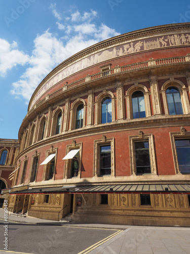 Keuken foto achterwand Noord Europa Royal Albert Hall in London