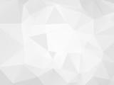 Fototapety Silver Triangular Background