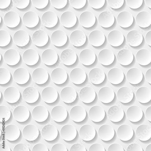 Circle seamless pattern - 88262426