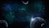 Fototapety Планеты