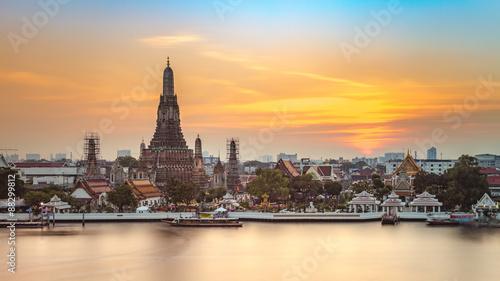 Fotobehang Bangkok Wat Arun, Bangkok, Thailand