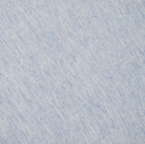 Light blue top dye cotton polyester fabric texture background poster