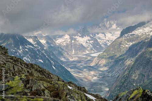 lodowiec-oberaar-grimsel-szwajcaria